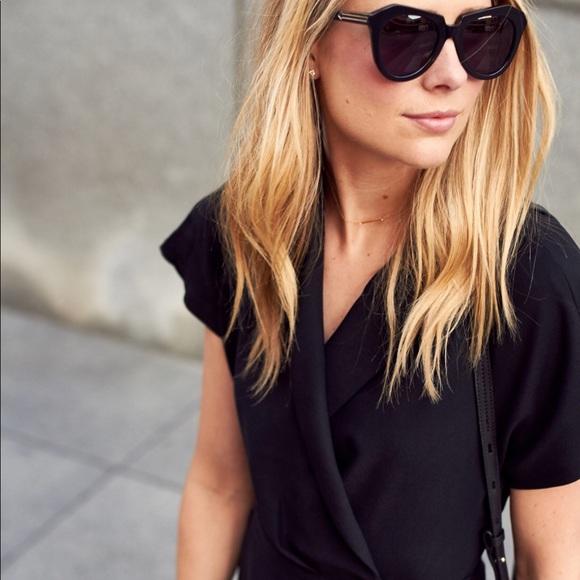 ac5486b15b5 Karen Walker Accessories - Karen Walker Number 1 Sunglasses